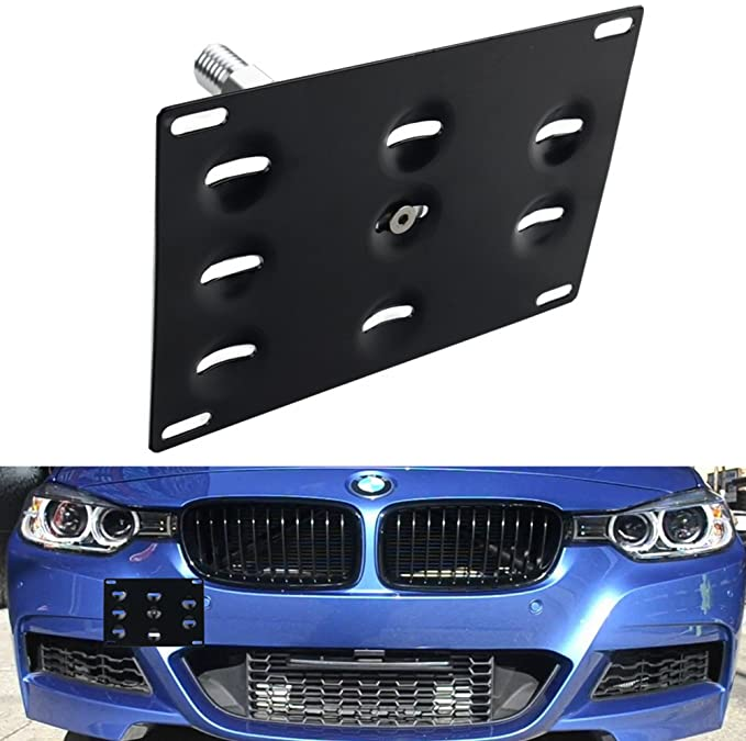 BMW NEW F25 F26 M SPORT FRONT BUMPER TOW HOOK COVER PAINTED BY YOUR COLOUR CODE