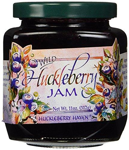 Huckleberry Haven Wild Huckleberry Jam 11 oz. ()