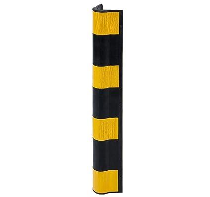 deceleración Protección pared Protección de rodapié goma pared búfer esquinas – Protector de cantos