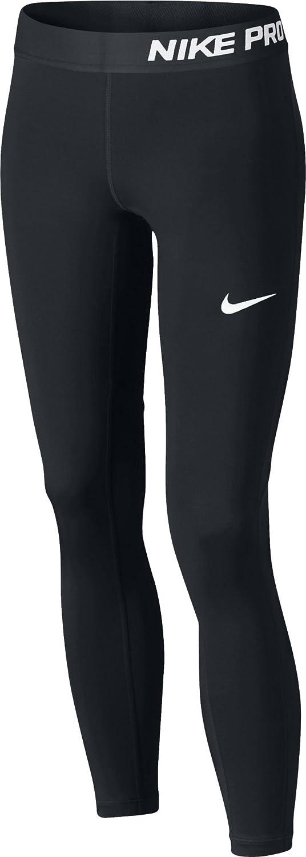 noir Blanc XL Nike Pro Collant pour Fille