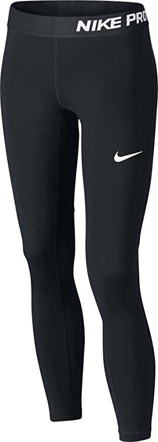 1c7aae7bc0dc6 Nike Girls G NP Tights: Amazon.co.uk: Sports & Outdoors