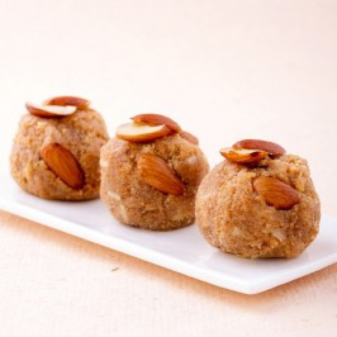 Chaina Ram Sindhi Confectioners (Delhi) Indian Pinni Sweet - 500 gm