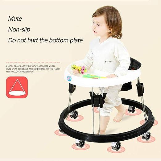 Baby Walker, Prevención de vuelco de ocho ruedas, Music Baby ...