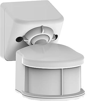 Dinuy DM.SEN.R03 - Detector movimiento con brazo 200 12m: Amazon.es: Bricolaje y herramientas