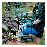 Garden Tool Folding Garden Seat and Kneeler Pads Bench Gardening Aid Knee Chair