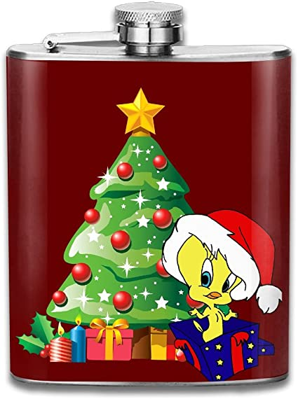 Compra Piolín Navidad acero inoxidable Flagon Retro Ron ...