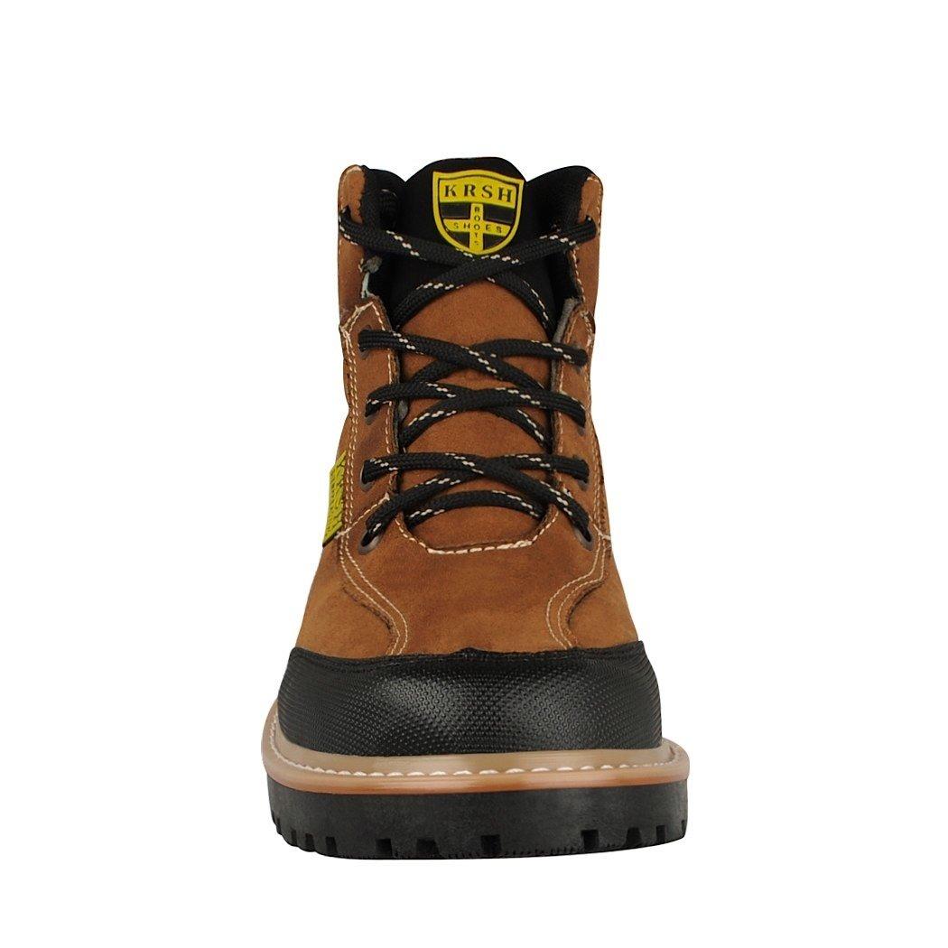 Stylo Zapatos Caballero Botas 400 Suede Tabaco Ampliar imagen 358c2d34f266