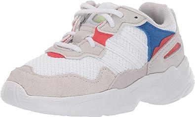 marcador Órgano digestivo Convención  adidas Originals Yung-96 EL I Unisex para niños (bebé/niño), Blanco  (White/Crystal White/Active Red), 23 EU: Amazon.es: Zapatos y complementos