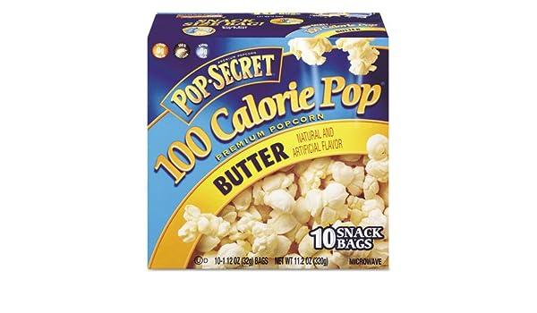 Pop secreto - Microondas palomitas, mantequilla, 1,2 oz bolsas, 10 ...