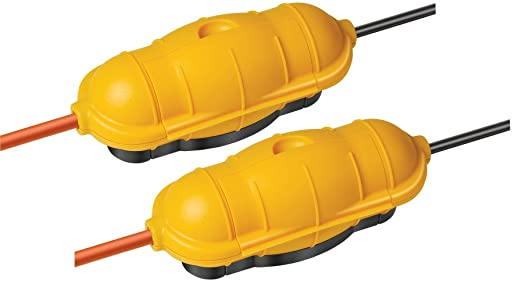 Brennenstuhl Safe Box Protection Capsule For Cable Big Ip44 Outdoor Yellow 1160440 1160440 Baumarkt