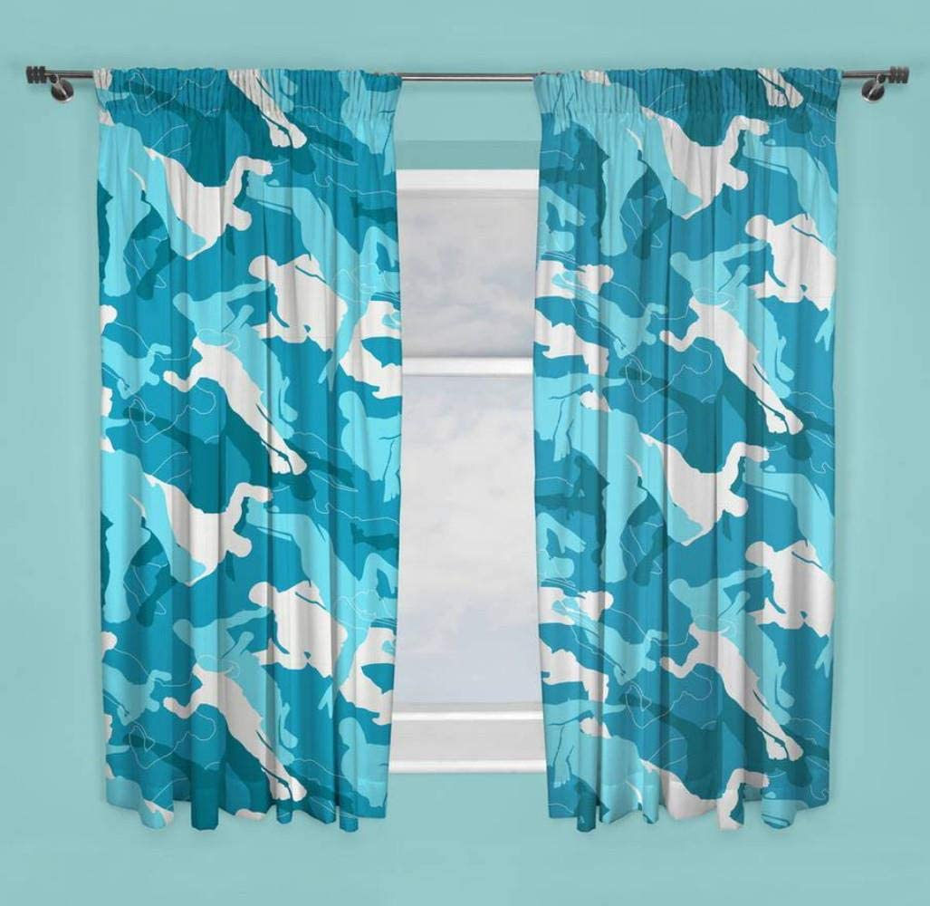 Fortnite Official Curtains Children S Bedroom Curtains Perfect For Any Children S Bedroom Amazon Co Uk Kitchen Home