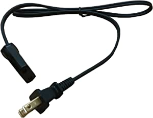 Power Cord for West Bend Slow Cooker 84114 84124 (36