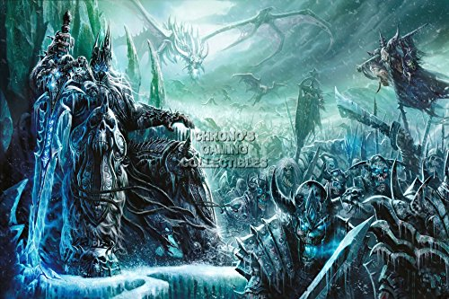 CGC Huge Poster - World of Warcraft WOW - WAR039 (24