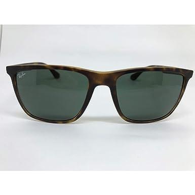 bcd2fba058 Óculos de Sol Ray Ban Rb4288l 894-71/57 Tartaruga - Lente Verde Classica