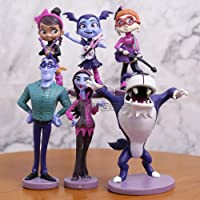 Junior Vampirina Dolls Figures The Vamp Girl PVC