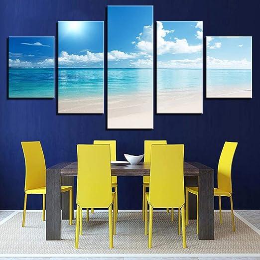 adgkitb canvas Imagen de Arte de la Pared Moderna Habitación ...