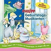 Philipps Geburtstags-Musikanten (Philipp die Maus) | Norbert Landa