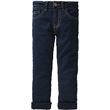 Review Review Kids Mini Mädchen Jeans, Thermo Jeans KG 17