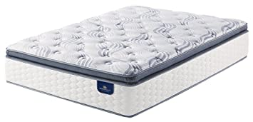 Amazon Com Serta Perfect Sleeper Select Super Pillow Top 500