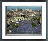 "Kansas City Royals World Series Parade Photo (Size: 12.5"" x 15.5"") Framed"