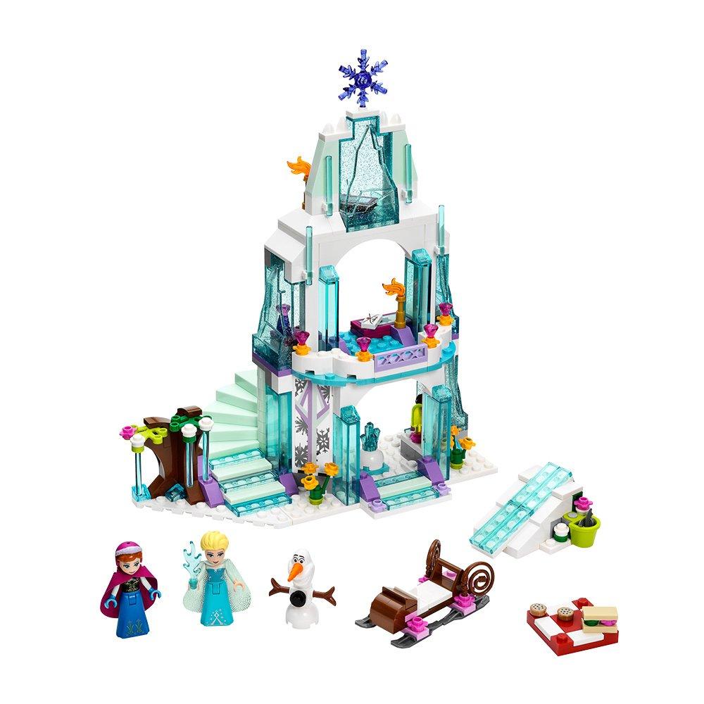 lego disney princess 41062 jeu de construction le palais de glace delsa amazonfr jeux et jouets