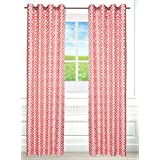 Gouchee Design 94502 Chelsea Coral Panel, Set of 2