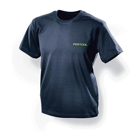 Hals T S Maat Heren Shirt Ronde Festool 497912 aUqP77