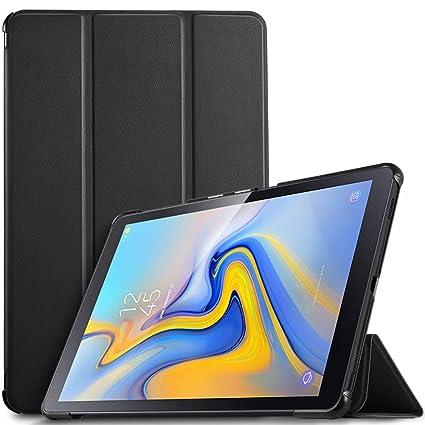 IVSO Hülle für Samsung Galaxy Tab A 10.5 SM-T590/T595, Slim Schutzhülle mit Auto Aufwachen/Schlaf Funktion Perfekt geeignet f