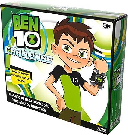 Ben 10 Challenge: Amazon.es: Juguetes y juegos