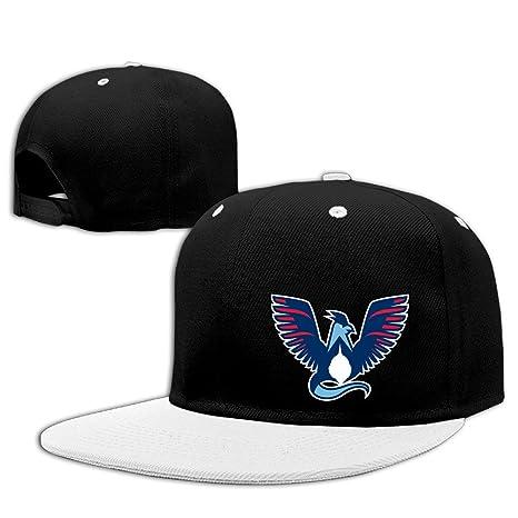 Enlove Washington Capitals Articuno White Snapback Adjustable Baseball Cap  For Men Unisex  Amazon.ca  Clothing   Accessories 3eacc56a38af