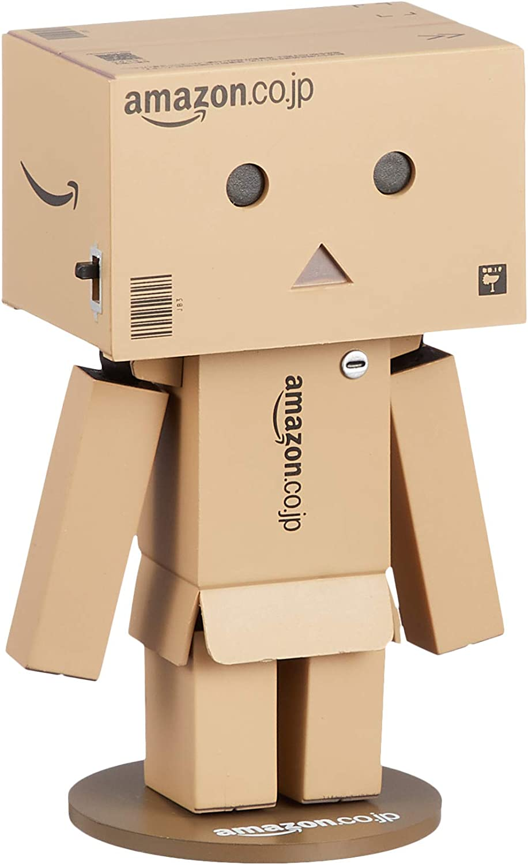 Revoltech Danboard Danbo mini Figure Kaiyodo YOTSUBA/& Amazon Japan Limited Ver