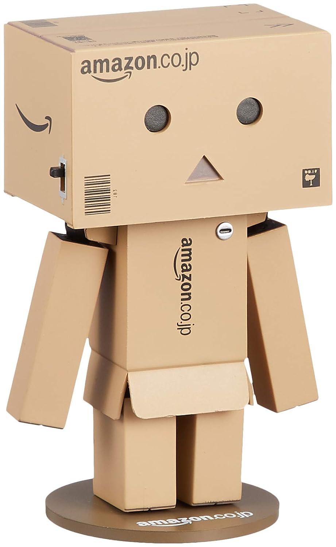 Revoltech Danboard Mini Yotsuba& ! Action Figure Amazon.co.jp Box Version(2013 model) Kaiyodo