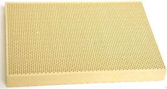EURO TOOL Honeycomb Ceramic Soldering Board Jewelers Third Hand