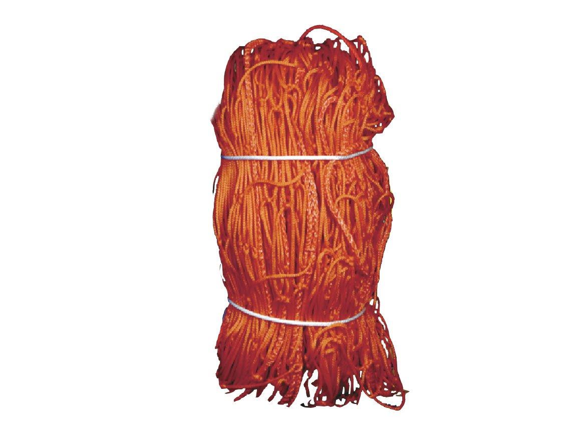 Kwik Goal 3mm Twisted Net (Orange, 8-Feet X 24-Feet W X 3-Feet D X 8-Feet B)