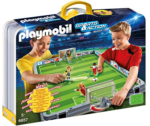Playmobil Sports & Action - Take Along Football Playset by PLAYMOBIL®