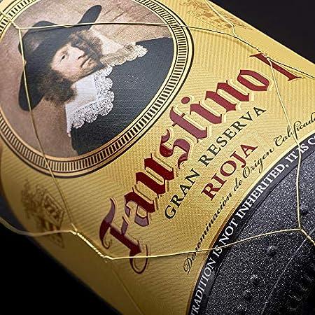 Vino Tinto Rioja Faustino I Gran Reserva | 6 Botellas