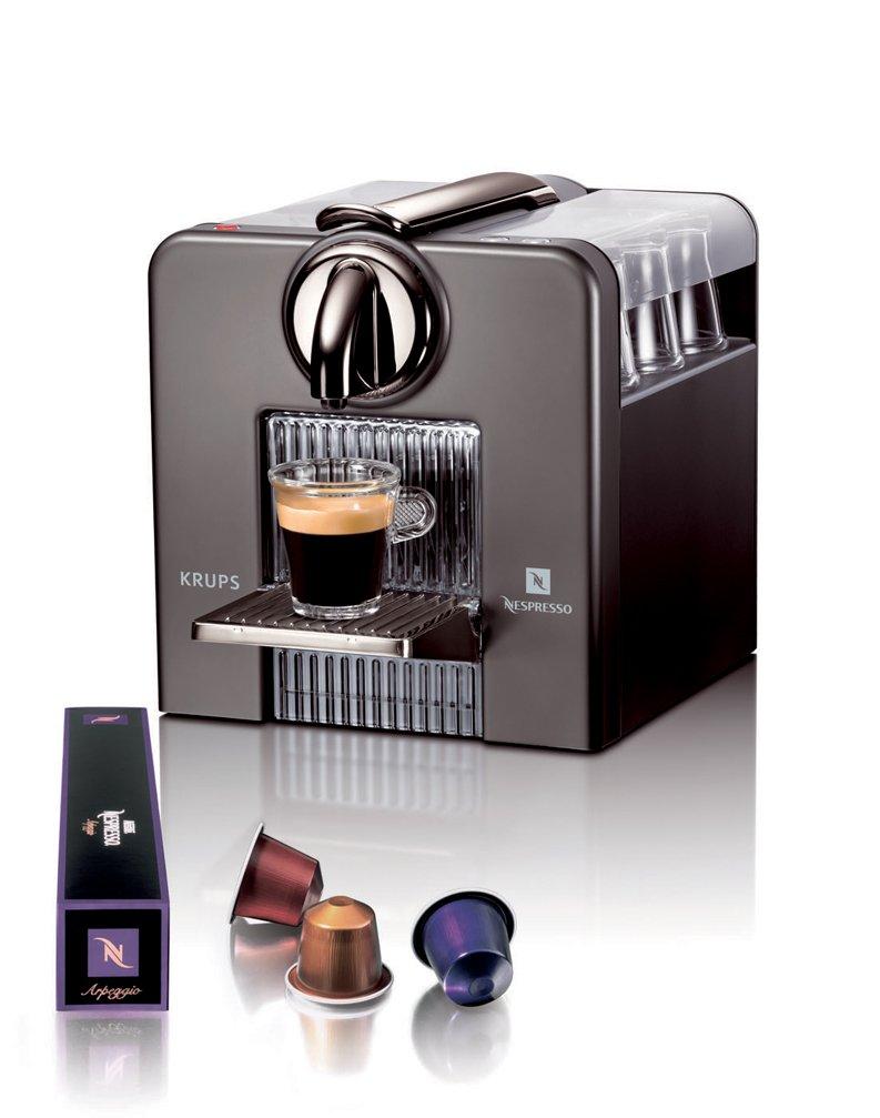 Krups Le Cube Titan XN5005, Plata, 1260 W, 226 x 230 x 230 mm ...