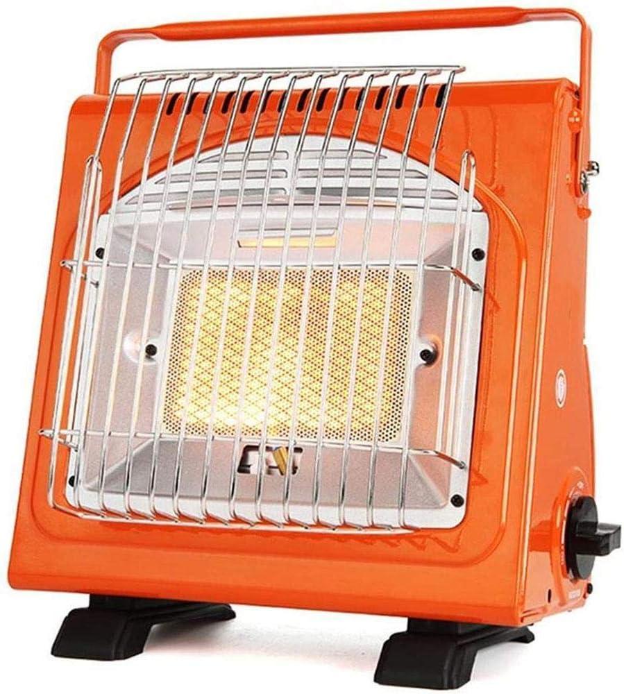 Calentador De Gas Portátil Estufa De Camping El Calentador Se ...