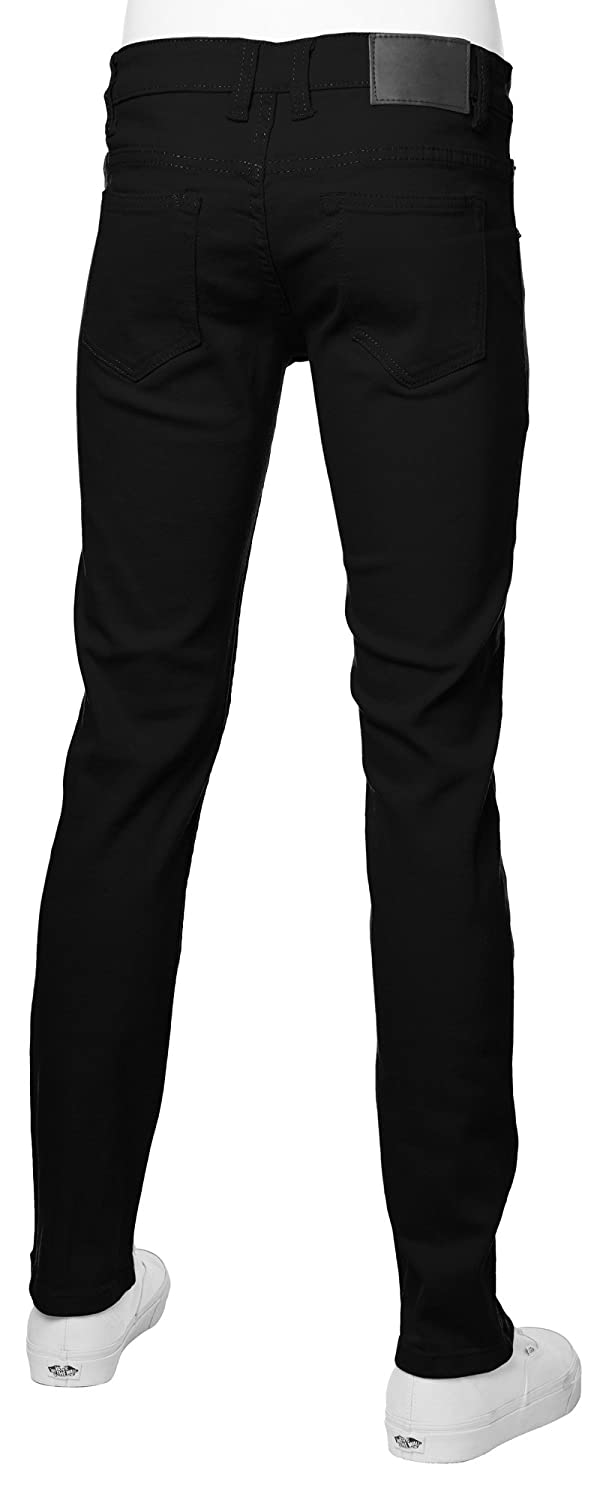 URBAN K Men's Skinny Fit Jeans at Amazon Men's Clothing store: