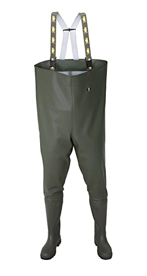 PROS   3Kamido Vadeador estándar Verde Pescador Pantalones Fischer ... 941996f1f60db