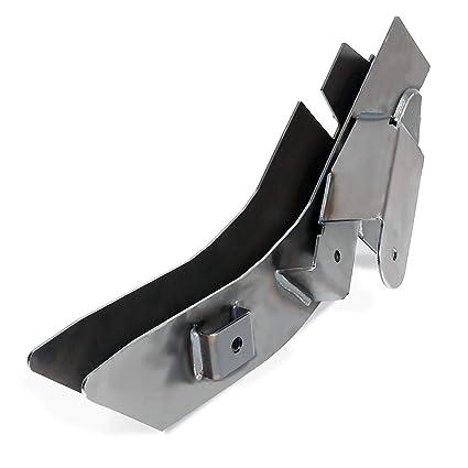 Amazon com: Rear Trail Driver Control Arm Frame Rust Repair 1997