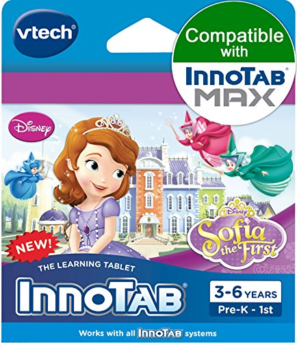 VTech InnoTab Software Disneys Sofia