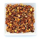 Tealyra - Spiced Pear - Hibiscus - Pineapple - Cinnamon - Fruity Herbal Loose Leaf Tea - Caffeine Free - Hot or Iced - 112g (4-ounce)