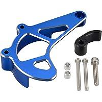 Star-Trade-Inc Aluminum Case Saver Engine Protector Guard For Honda Sportrax 400 TRX400EX 1999-2008 TRX400X 2009 2012-2014