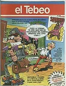 El Tebeo edicion 1991 numero 025: Varios: Amazon.com: Books