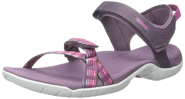 Teva Damen W Verra Leichtathletikschuhe, Violett (Modern Stripes Purple Mspp), 42 EU