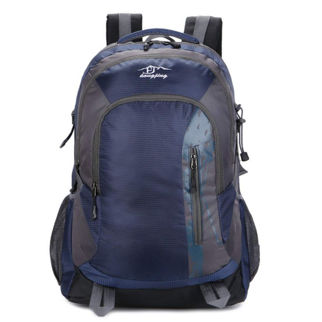 Kunliyin YY1 Outdoor Sports Wasserdichte Doppel Schulter Bergsteigenbeutel (Farbe : Dark Blau)