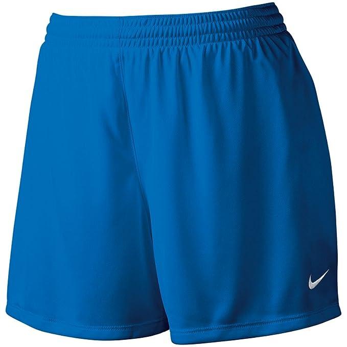 Amazon Com Nike Women Hertha Knit Short Tm Royal Tm White Tm White