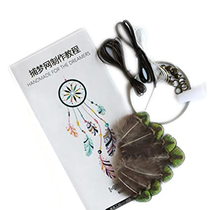 diy dream catcher craft kit meaningful christmas gifts hanging ornaments by hand