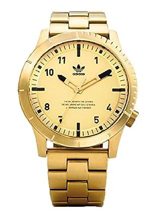 d03d6eddcc47 Amazon.com  adidas Watches Cypher M1. Men s 3 Link Solid Stainless Steel  Bracelet